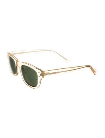 Nebb Translucent Sunglasses