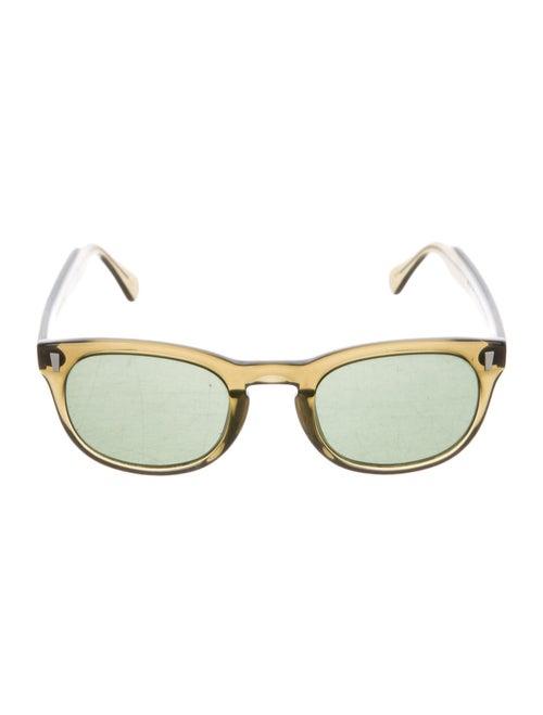 Moscot Zilch Sunglasses green