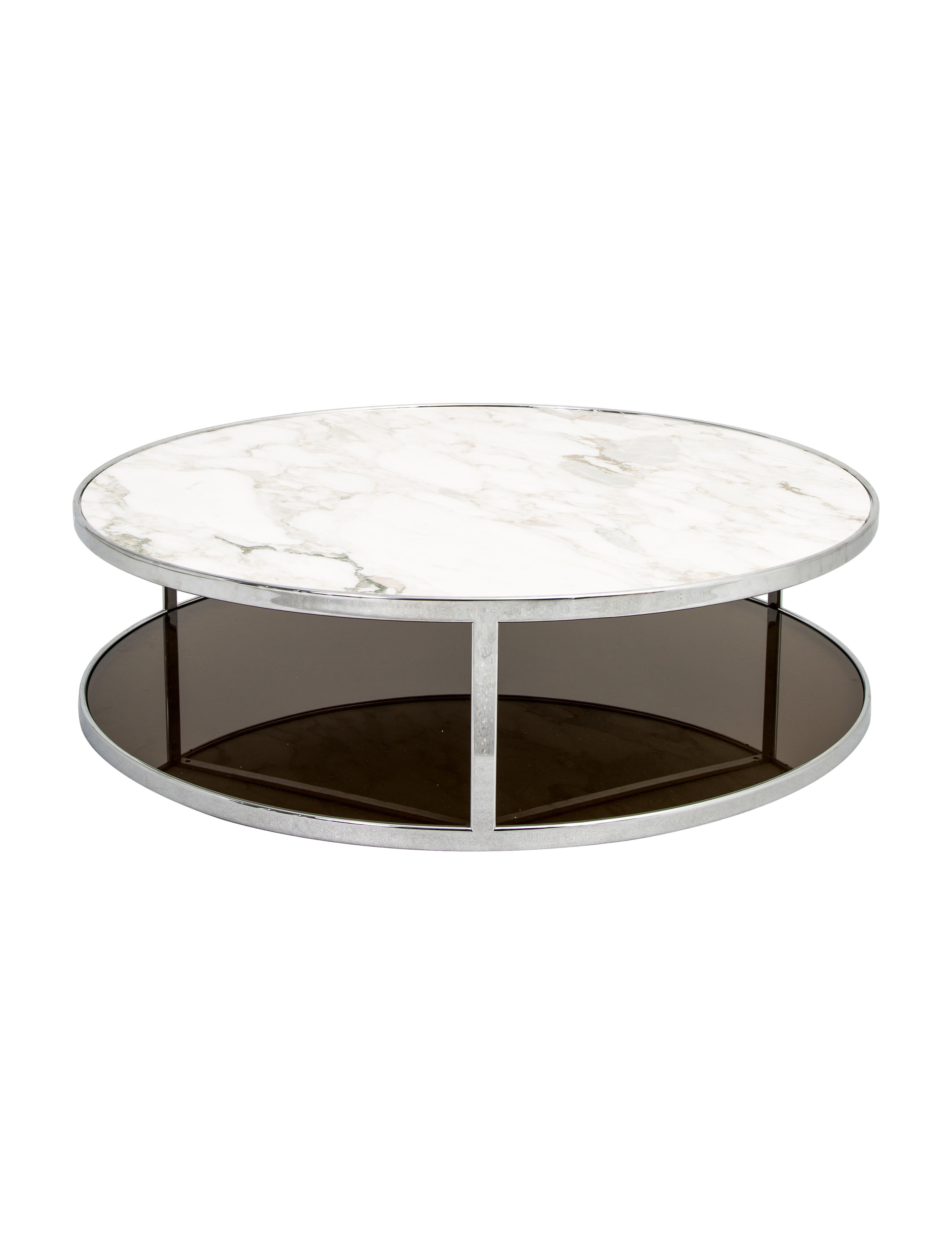 Minotti Huber Coffee Table Furniture Mtt20002 The Realreal