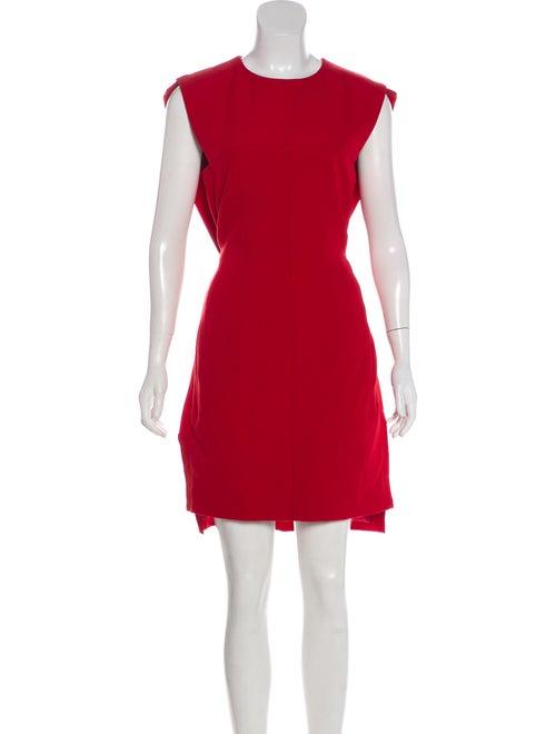 Mugler Sleeveless Mini Dress