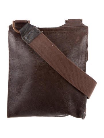 Leather Anthony Messenger Bag