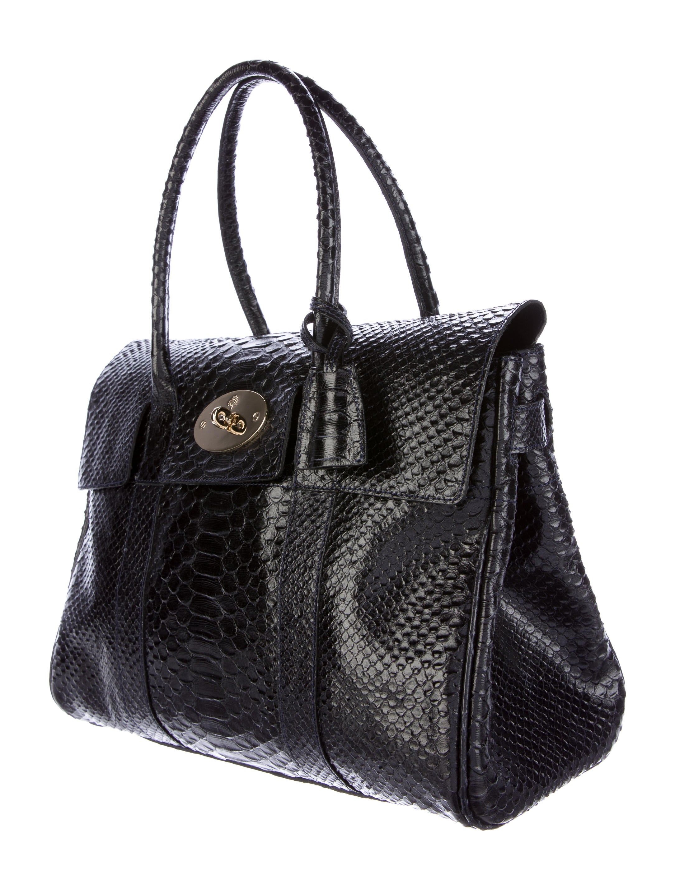 Mulberry bayswater embossed leather bag handbags for The bayswater