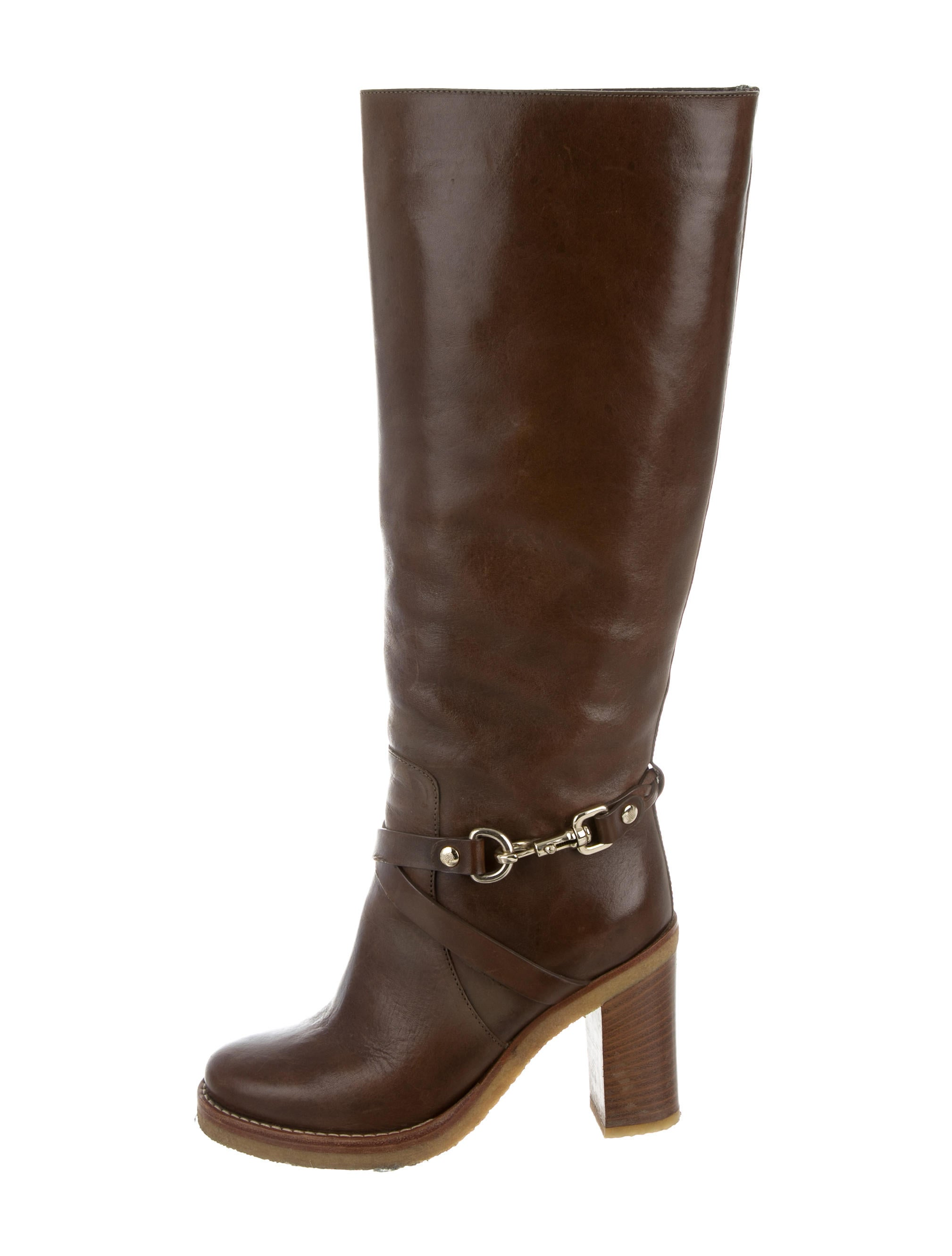 Dsquared² Suede Knee-High Boots w/ Tags popular high quality sale online cheap sale shop offer ANXwIhv