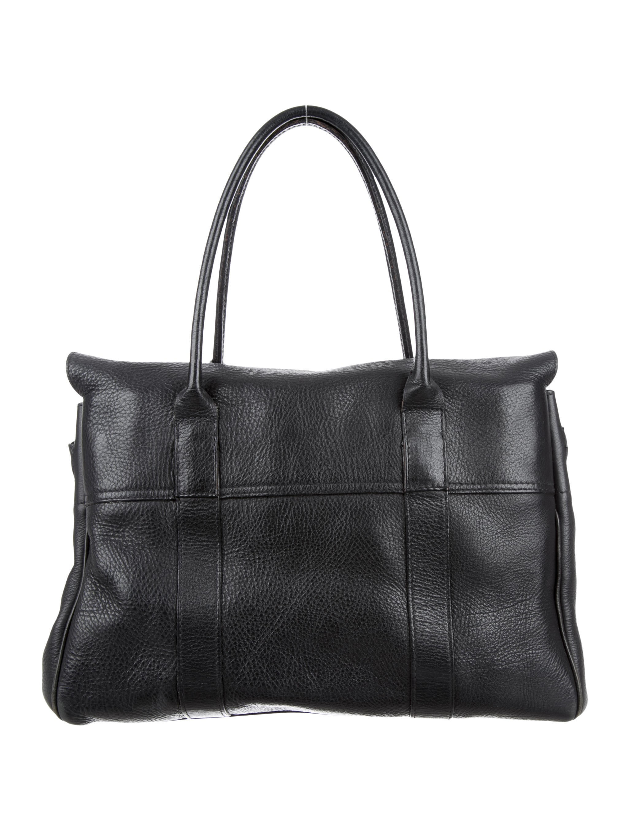 Mulberry bayswater leather tote handbags mul22315 for The bayswater