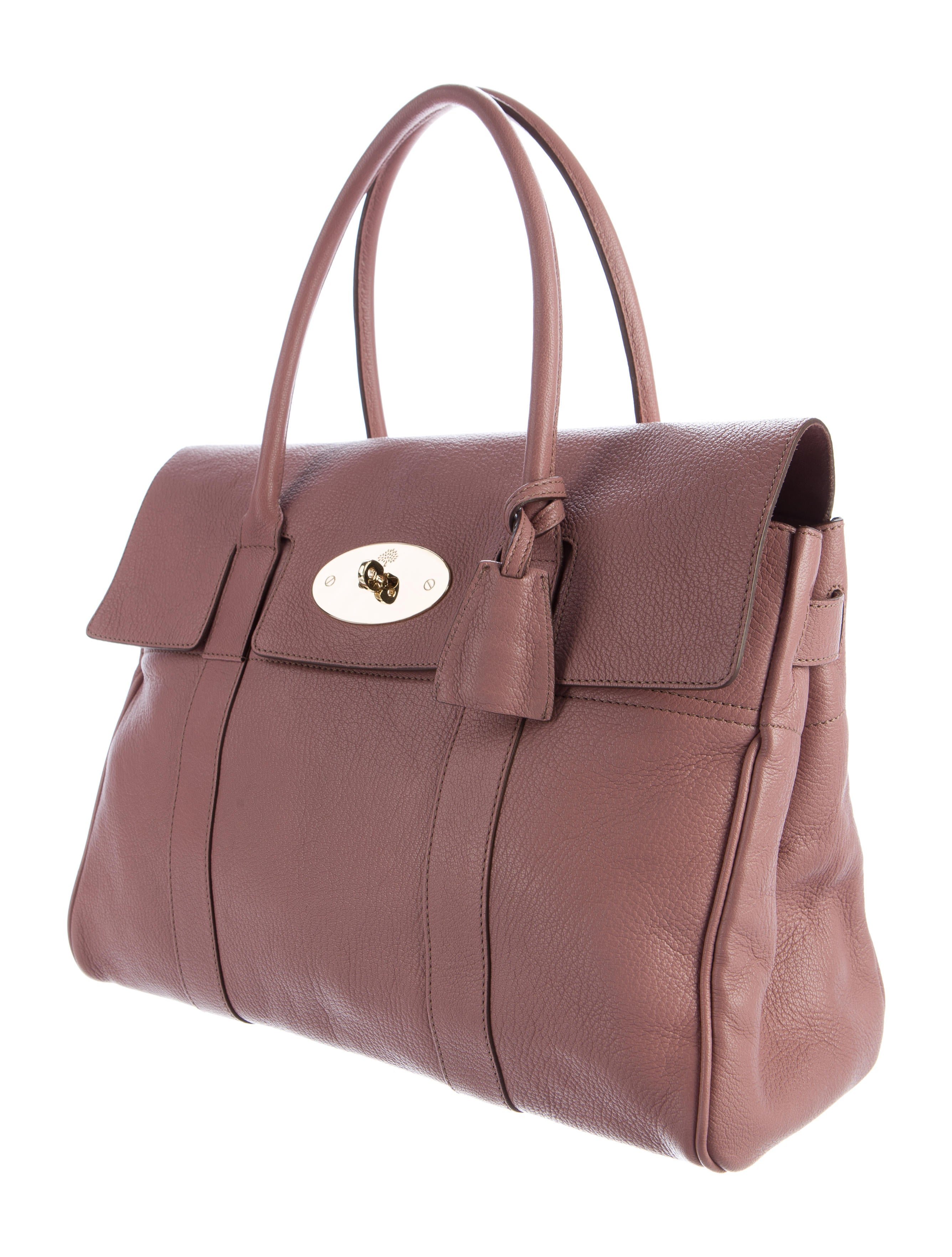 Mulberry leather bayswater bag handbags mul22456 the for The bayswater