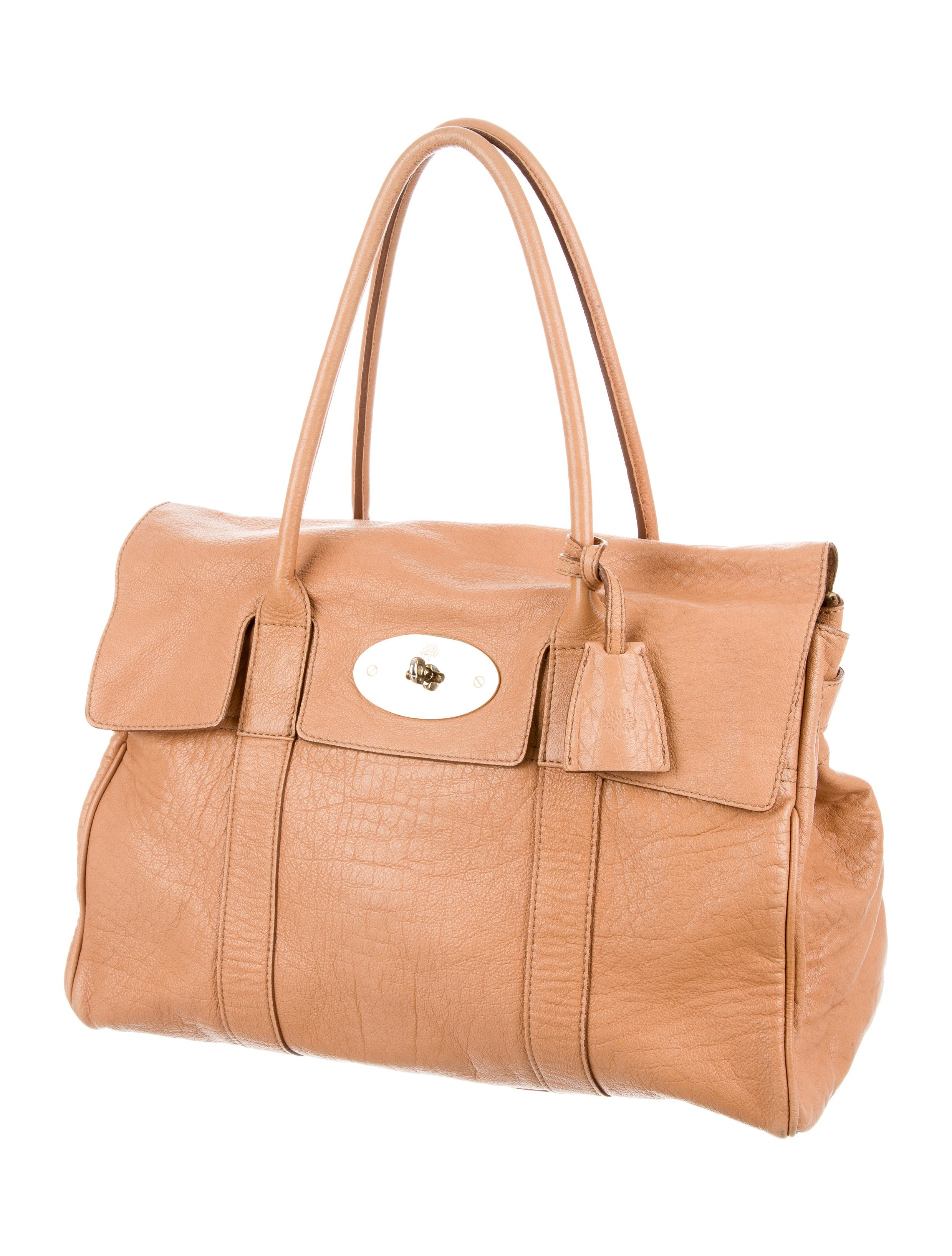 75dcdf1eeada Mulberry Leather Bayswater Bag - Handbags - MUL22741