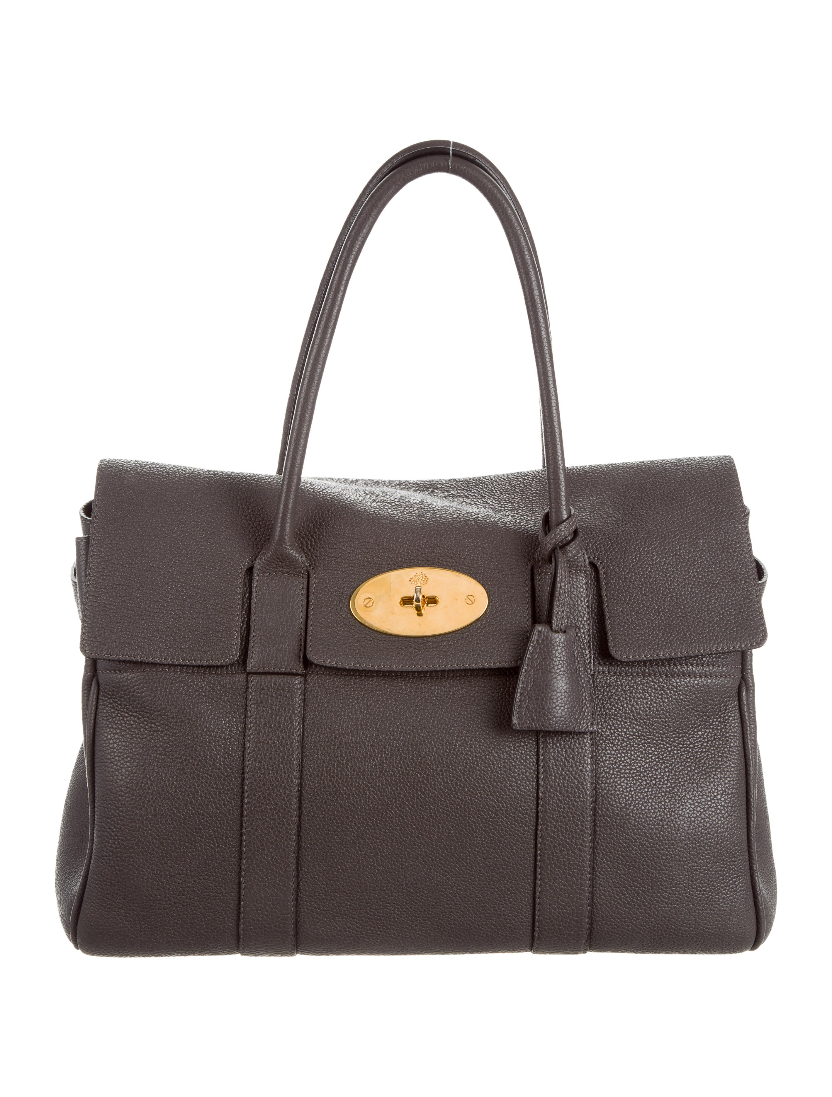 f77c5d5393 Mulberry Leather Bayswater Bag - Handbags - MUL22787