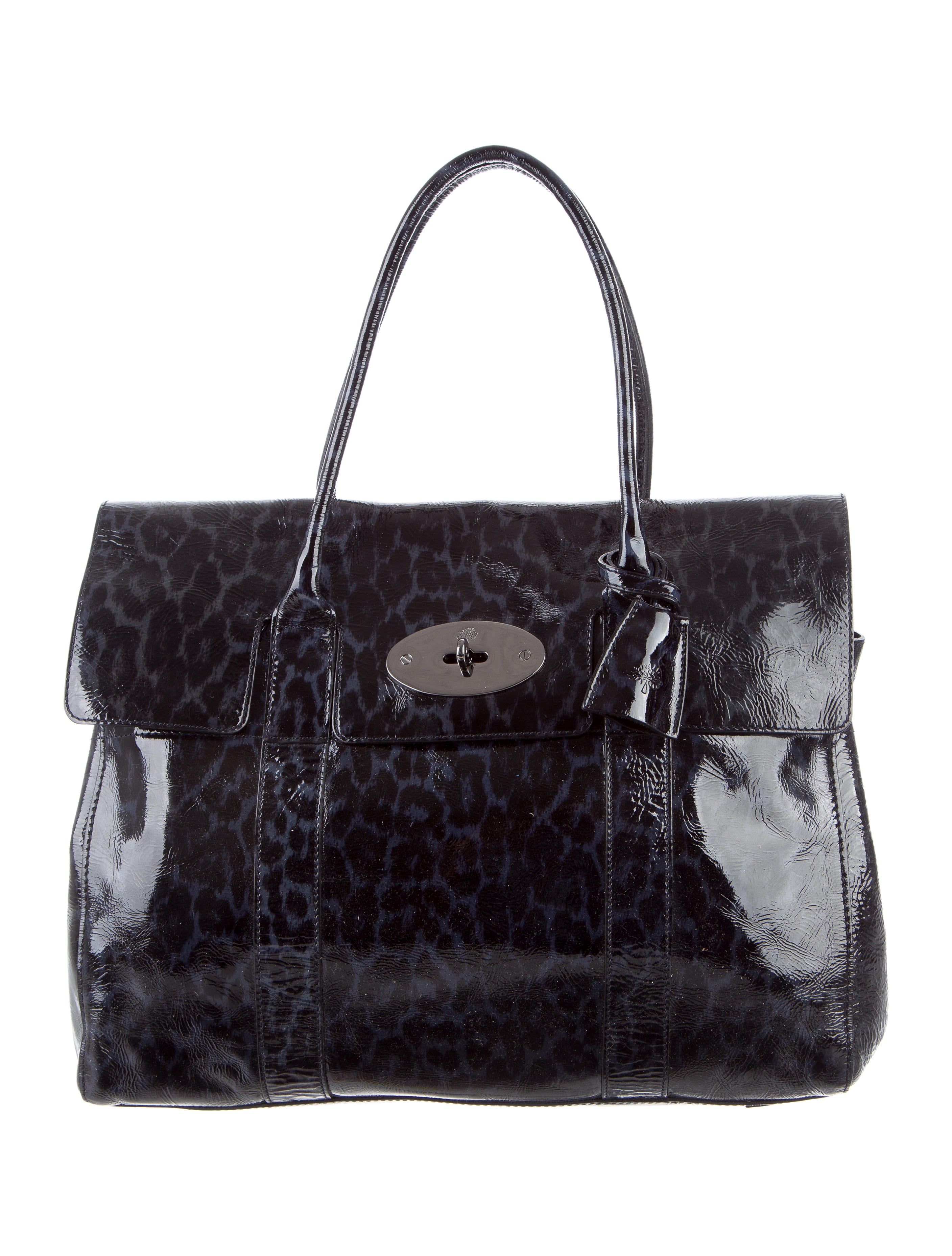 Mulberry patent leather bayswater bag handbags for The bayswater