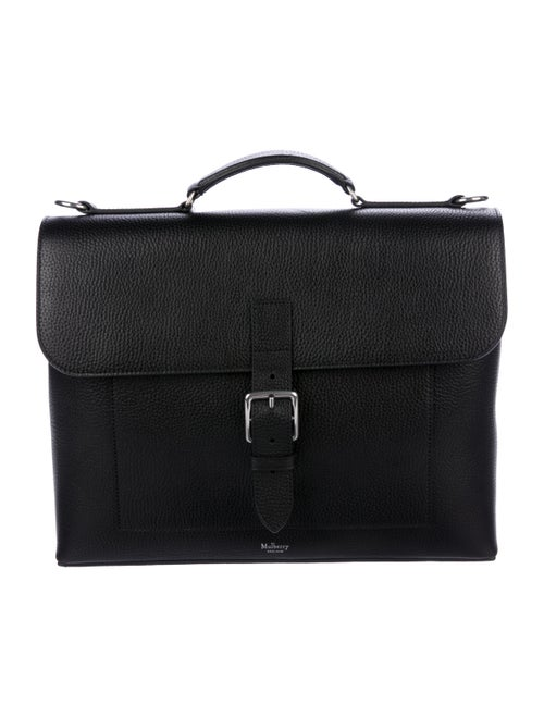 db811134cec Mulberry 2018 Chiltern Small Briefcase - Bags - MUL24093   The RealReal