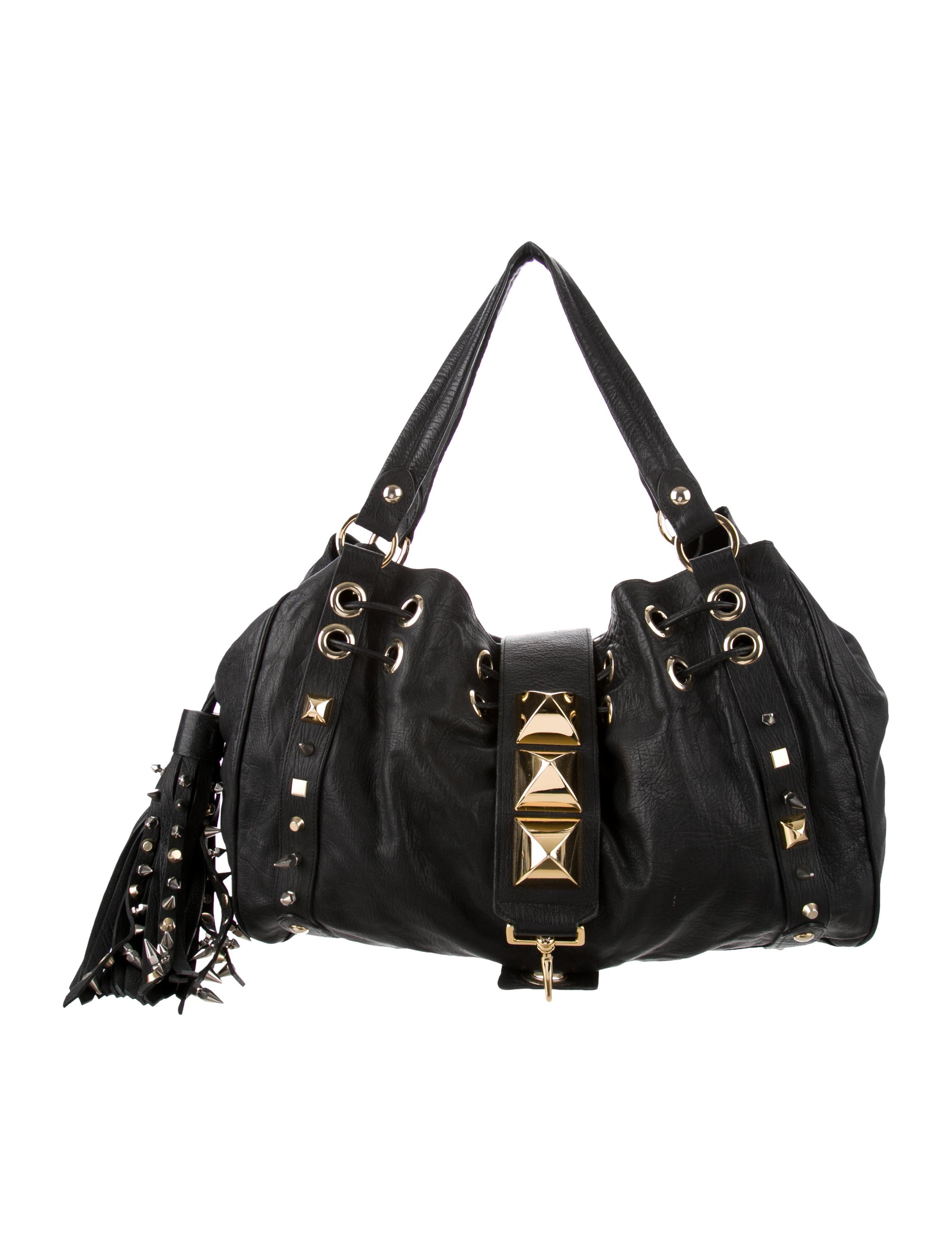 4f23be107acf Mulberry Bag Shoulder amp  Stud Tassel Embellished r0Xwrqf ...