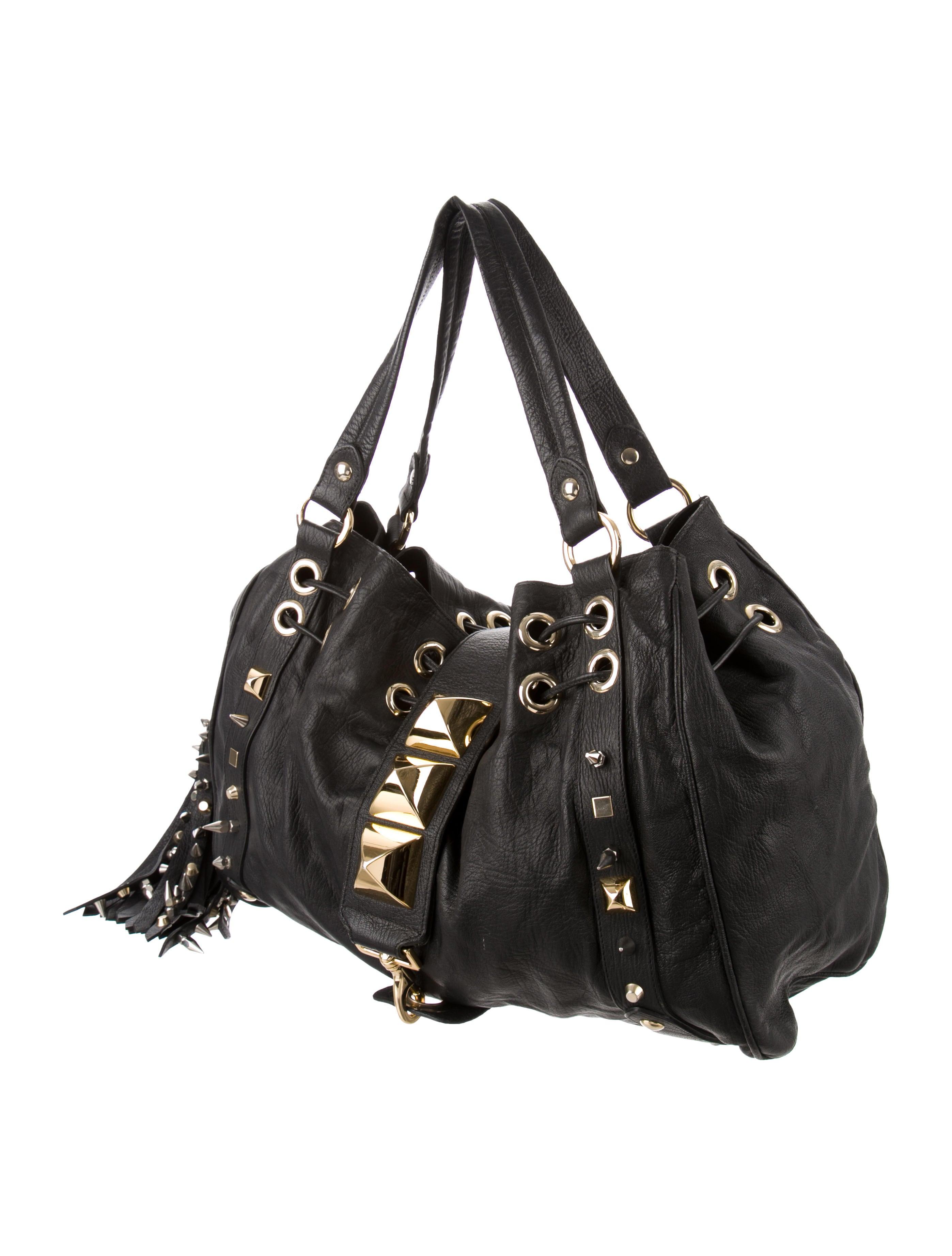 5a4dbc21434c ... Mulberry Bag Shoulder amp  Stud Tassel Embellished r0Xwrqf ...