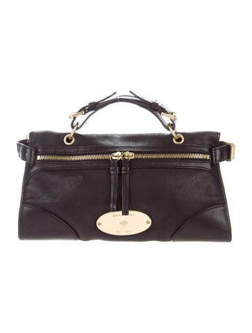Mulberry. Leather Handle Bag 6d110caaab