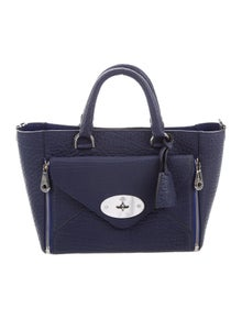 fc761afc9601 Mulberry. Willow Leather Bag