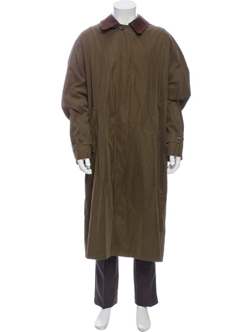 Mulberry Coat Green