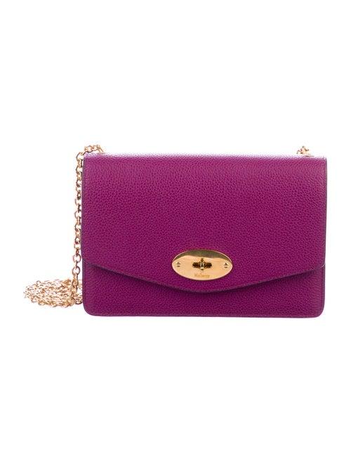Mulberry Mini Lily Crossbody Bag Purple