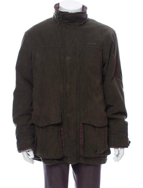 Musto Coat Green