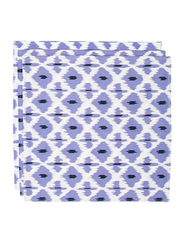 Abstract Dinner Napkins