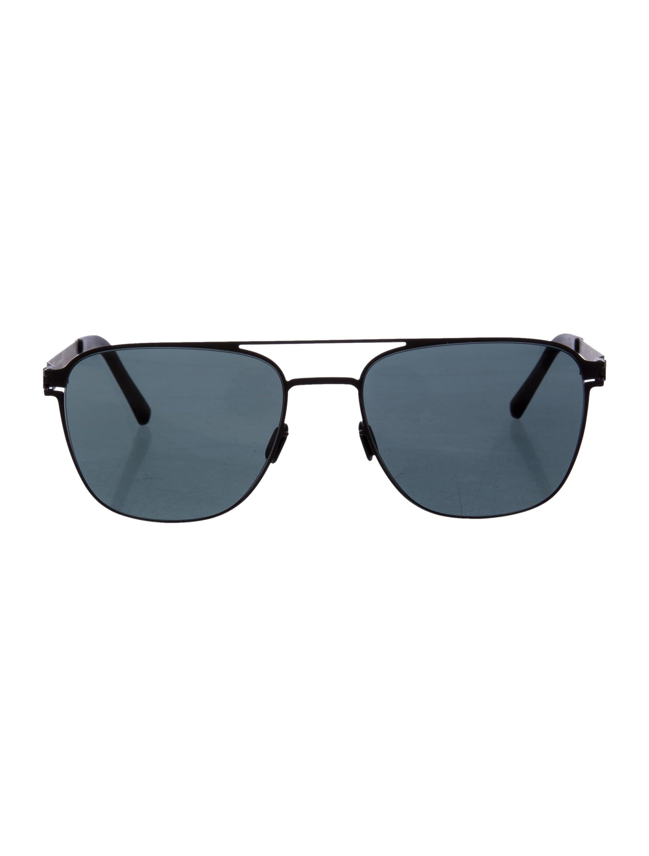 c1fb82bf5fe06 Mykita Rankin Polarized Sunglasses - Accessories - MYK20054   The RealReal