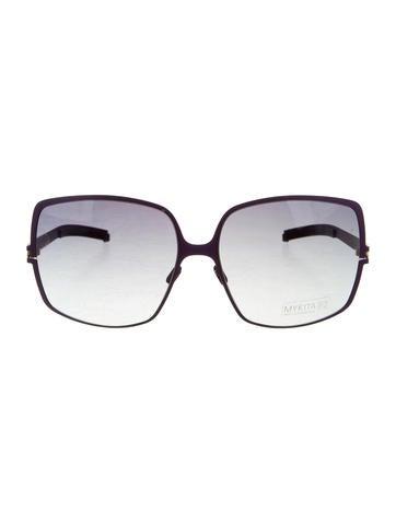 Mykita Penelope Oversize Sunglasses w/ Tags None