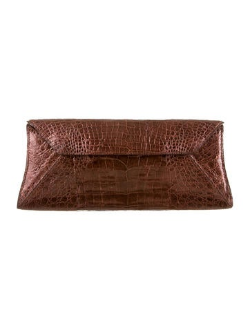 Crocodile Clutch