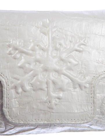 Snowflake Clutch