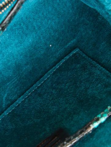 Python Crossbody Bag