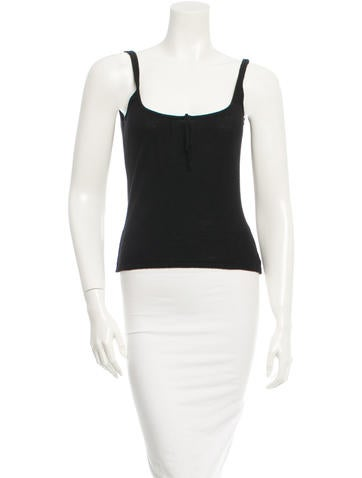 Narciso Rodriguez Top None