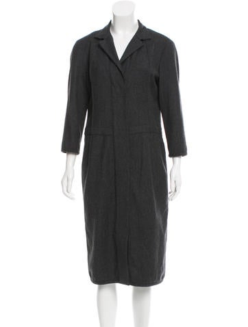 Narciso Rodriguez Lightweight Wool Dress None