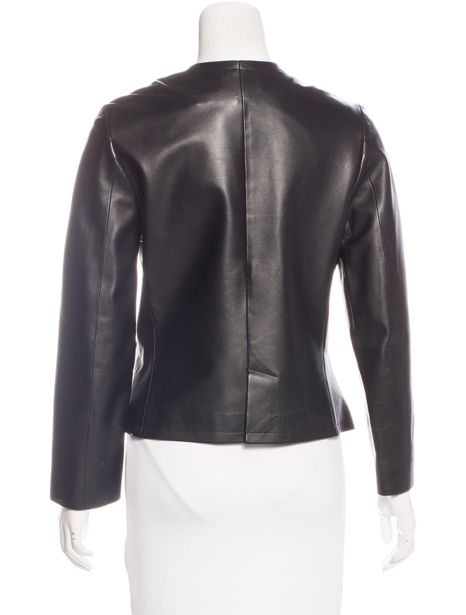 Men's Vintage Stand Collar Pu Leather Jacket