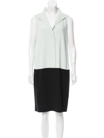 Narciso Rodriguez Colorblock A-Line Shift Dress None