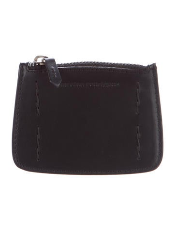 Narciso Rodriguez Leather Coin Wallet None