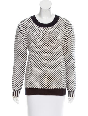 Narciso Rodriguez Heavyweight Knit Sweater None