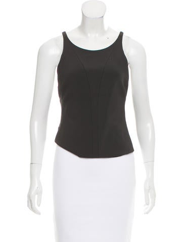 Narciso Rodriguez Sleeveless Top None