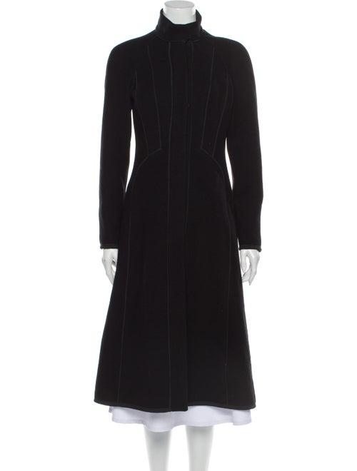 Narciso Rodriguez Coat Black