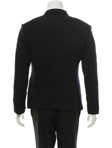 Neil barrett virgin wool tuxedo jacket clothing for Neil barrett tuxedo shirt