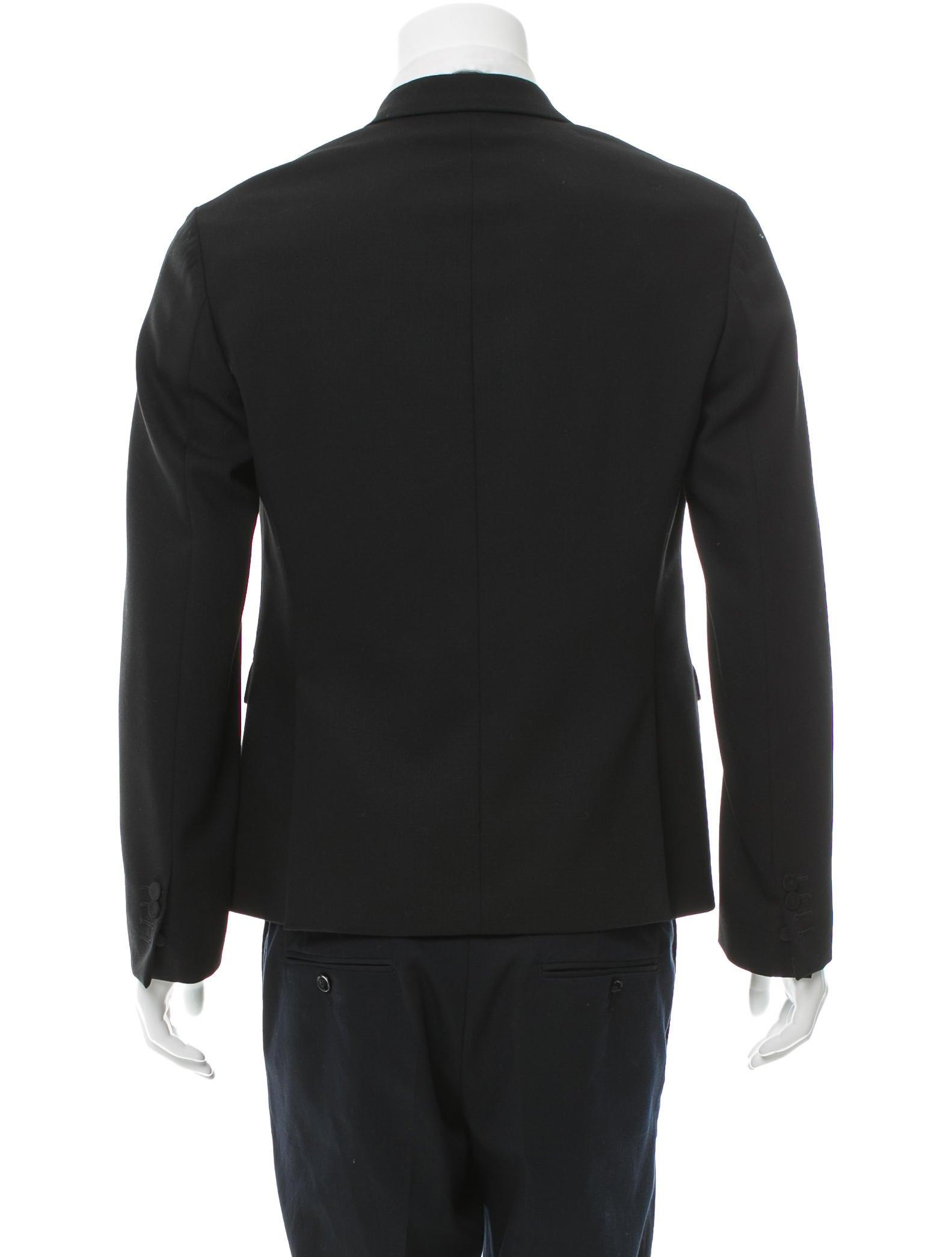 Neil barrett wool tuxedo jacket clothing neb20839 for Neil barrett tuxedo shirt