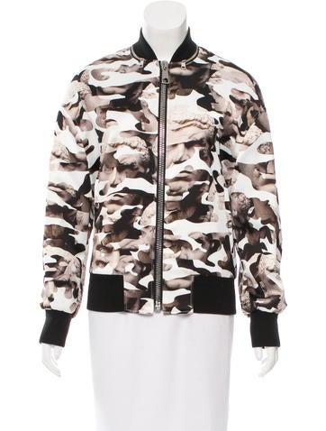 Spring 2015 Bomber Jacket