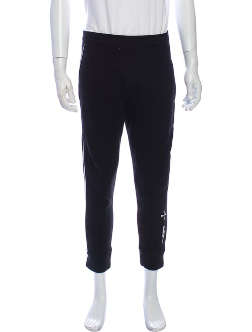 Neil Barrett Sweatpants Black