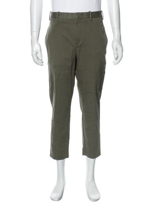 Neil Barrett Pants Green