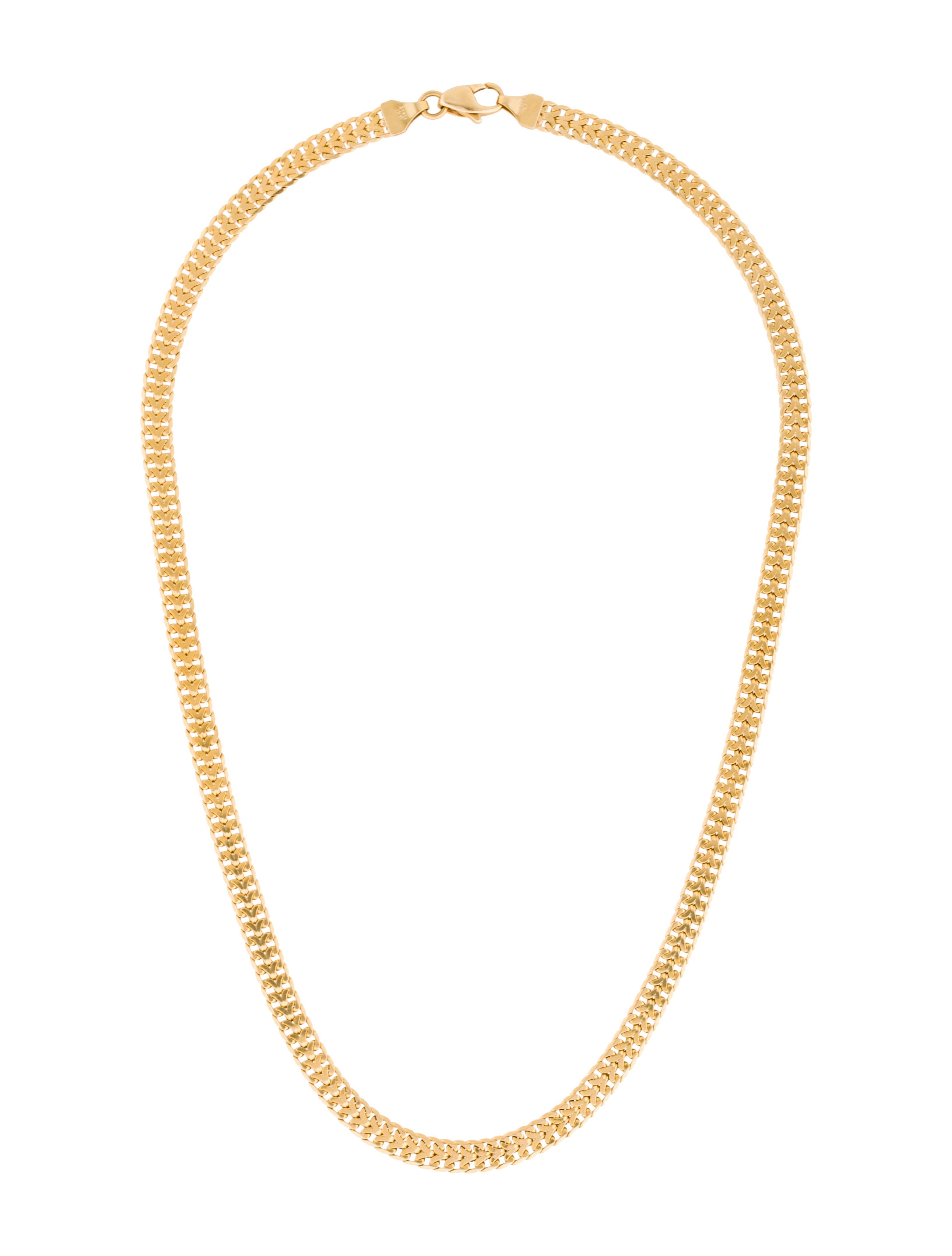14k snake collar necklace necklaces neckl28109 the