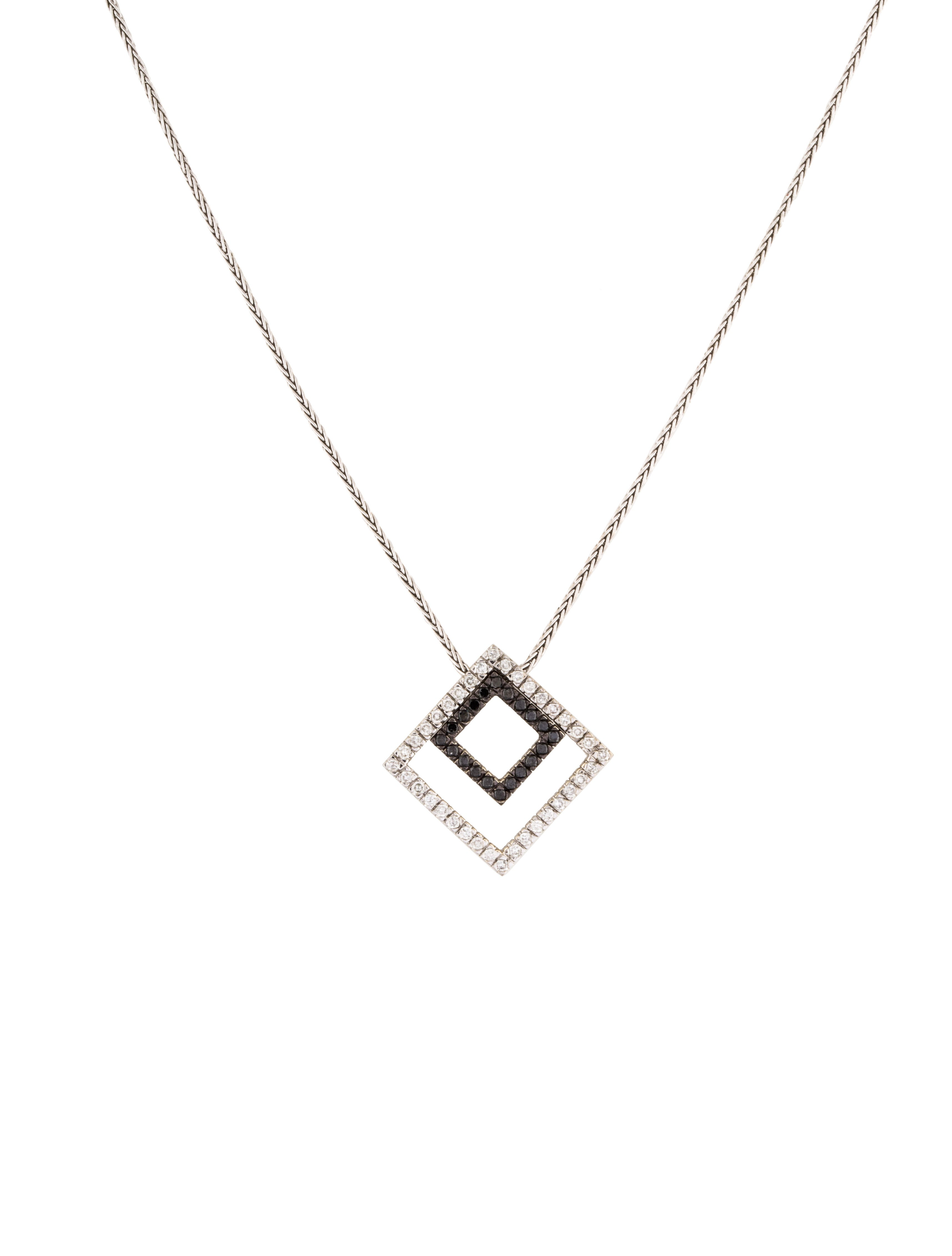 studded product prices on in necklace gold dzinetrendz pendant thumb com plated swastik at cz chain diamond low india design look jewellery buy only winsant square
