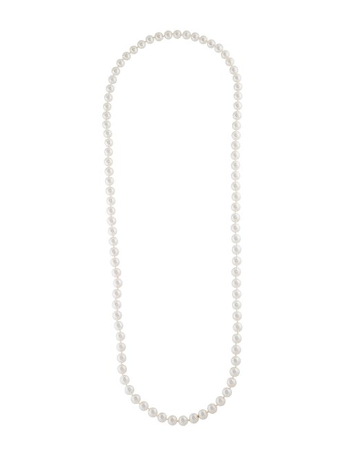 Cultured Pearl Beaded Necklace