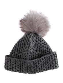 3eb3b37da7783 Neiman Marcus. Wool Beanie Hat