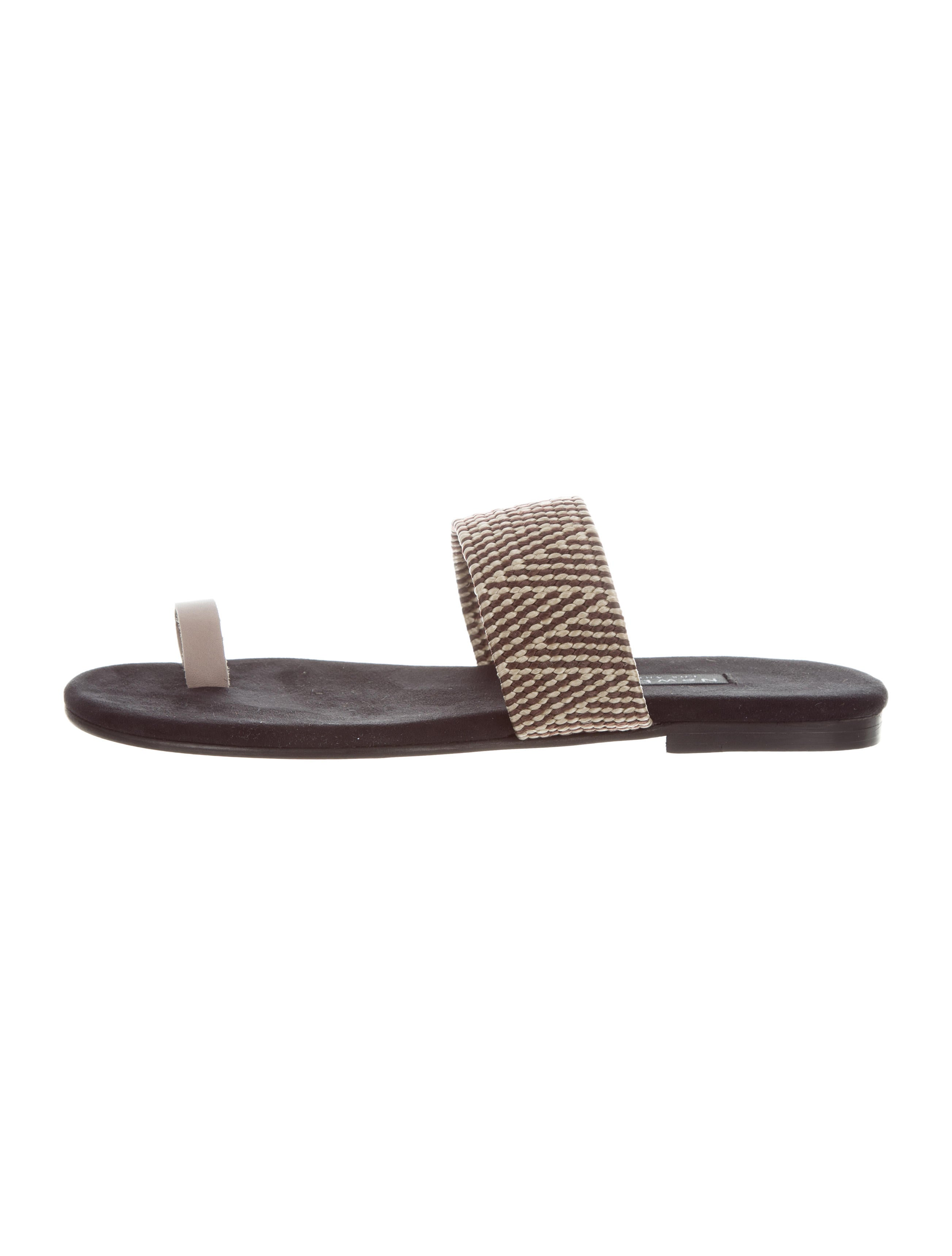 NewbarK Roma V Slide Sandals w/ Tags free shipping big discount free shipping outlet locations WRzGkWgiQR
