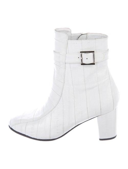 NewbarK Boots White
