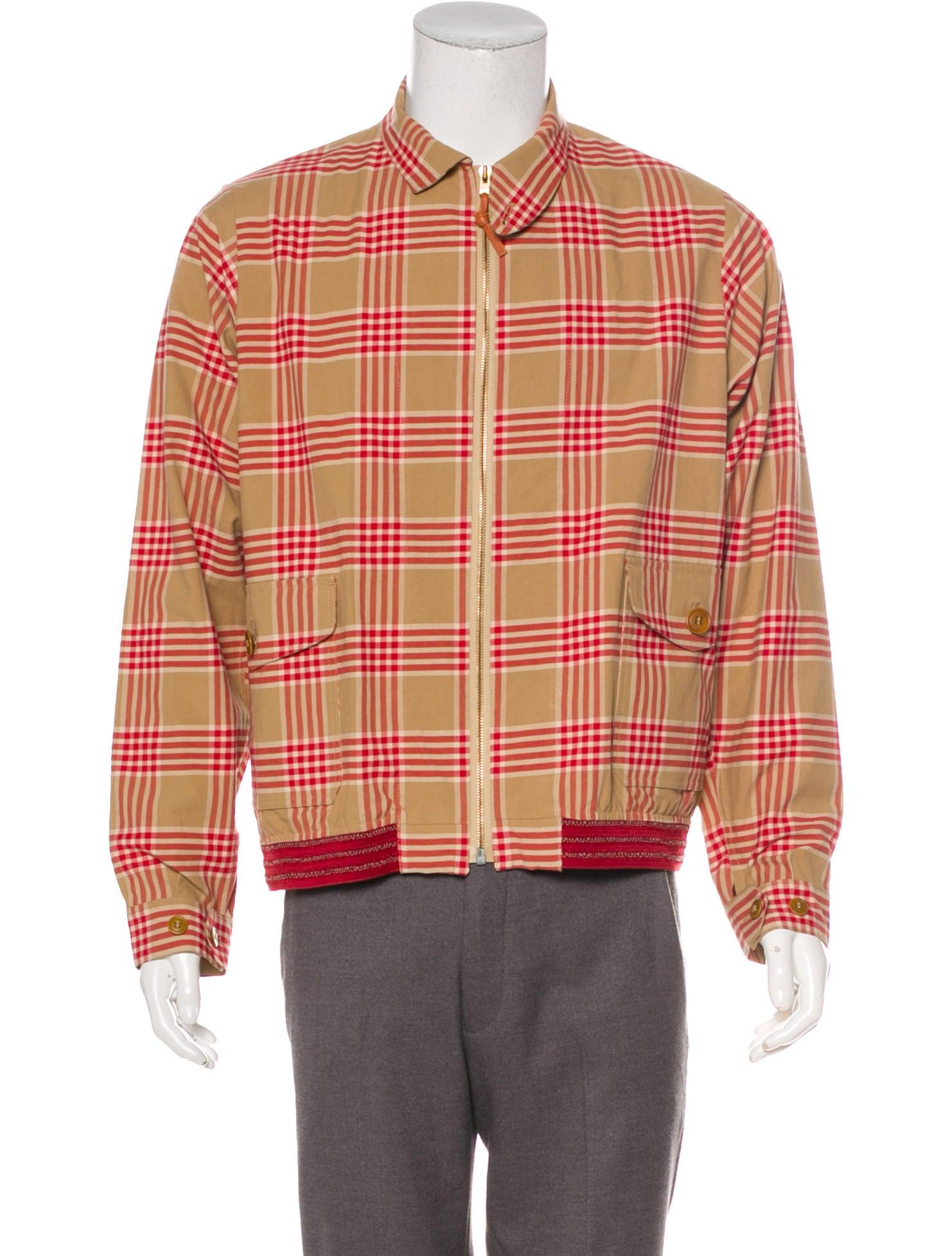 323faa4ee7fad7 Nigel Cabourn Plaid Twill Jacket - Clothing - NGL20032