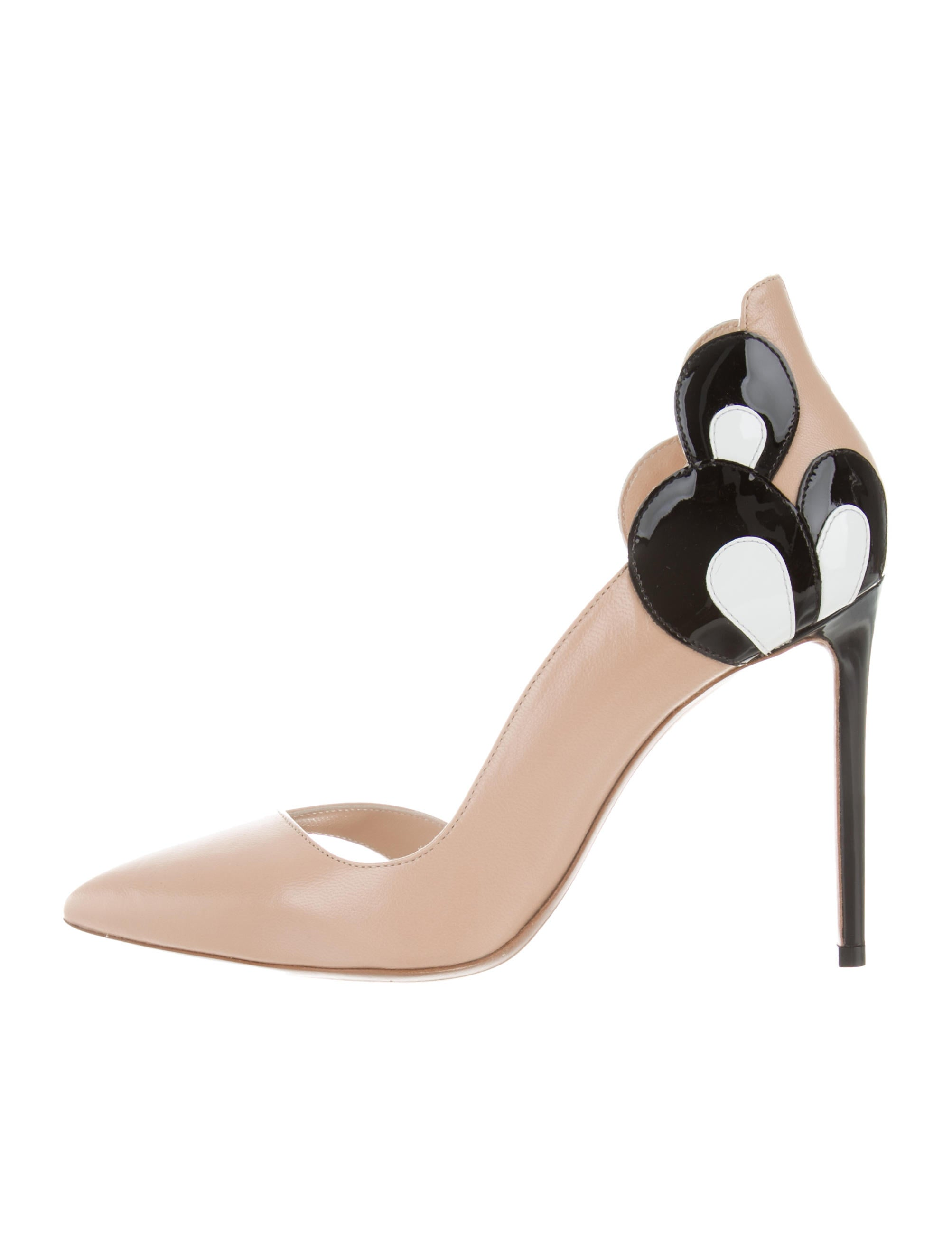 Nicholas Kirkwood Pointed-Toe D'Orsay Pumps w/ Tags sale new arrival best cheap online outlet from china GI8jiQNCZM
