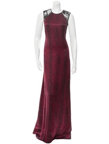 Nina Ricci Silk Gown w/ Tags None