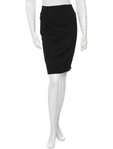 Nina Ricci Knee-Length Pencil Skirt None