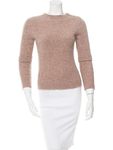 Nina Ricci Wool Knit Sweater None